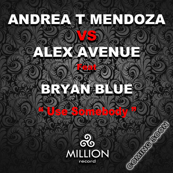 Andrea T Mendoza vs Alex Avenue feat. Bryan Blu - Use Somebody