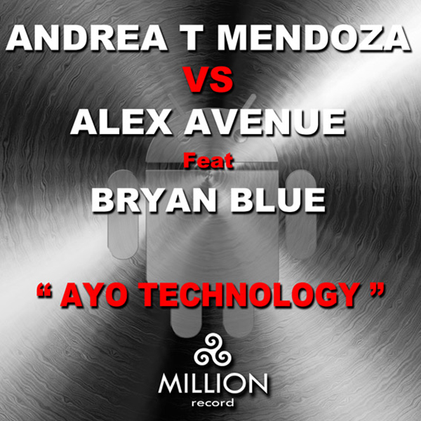 Andrea T Mendoza vs Alex Avenue feat. Bryan Blue - AYO technology