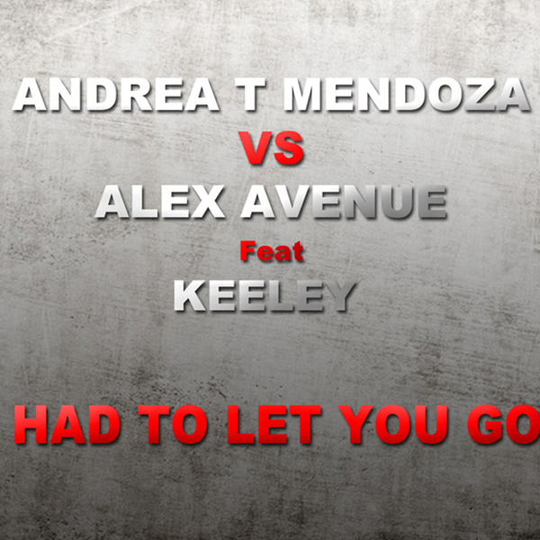 Andrea T Mendoza vs Alex Avenue feat. Keeley - Had to let you go