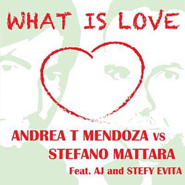 Andrea T Mendoza vs Stefano Mattara feat. AJ and Stefy Evita - What is love