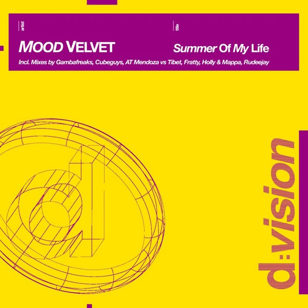 Mood Velvet - ummer of My Life